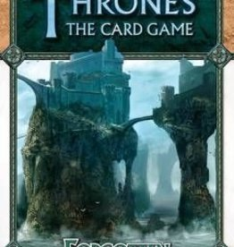 Fantasy Flight Games A Game of Thrones LCG: Forgotten Fellowship Chapter Pack