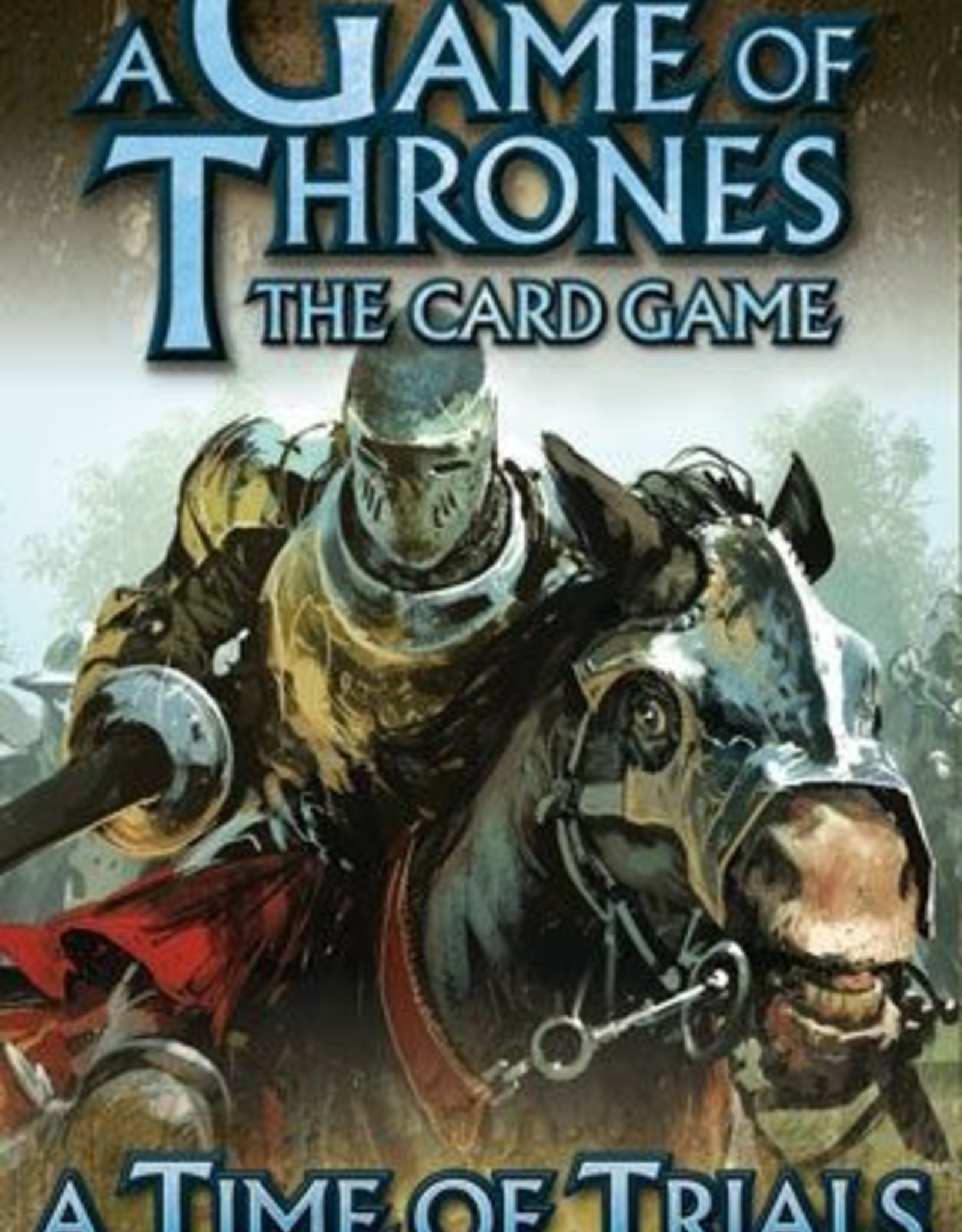 Fantasy Flight Games A Game of Thrones LCG: A Time of Trials Chapter Pack