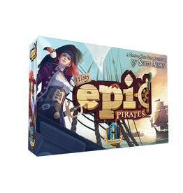 Gamelyn Games Tiny Epic Pirates (EN)