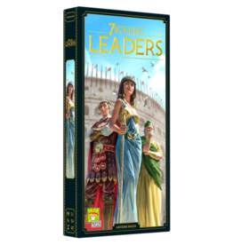 Repos Productions 7 Wonders 2nd Ed. : Leaders (EN)