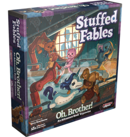 Plaid Hat Games Stuffed Fables: Oh, Brother (EN)