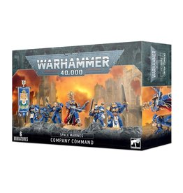 Games Workshop Space Marines Company Command