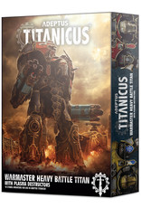 Games Workshop Adeptus Titanicus: Warmaster Heavy Battle Titan