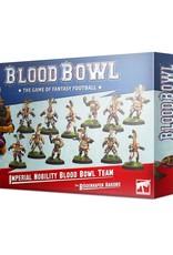 Games Workshop Blood Bowl Imperial Nobility Team