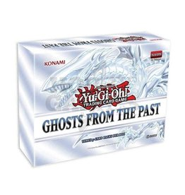 Konami Yu-Gi-Oh Ghosts from the Past Box