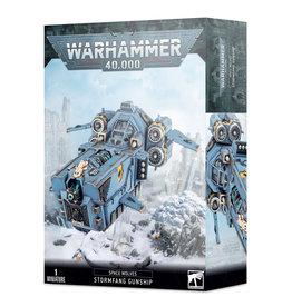 Games Workshop Space Wolves Stormfang Gunship