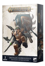 Games Workshop Age of Sigmar Broken Realms: Drongon's Aether-Runners