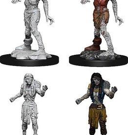 Wizkids D&D Nolzur's Marvelous Miniatures Drowned Assassin & Drowned Ascetic