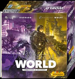 BlackRock It's a Wonderful World: Corruption & Ascension