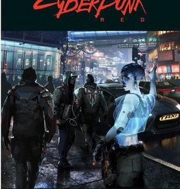 R. Talsorian Games Cyberpunk Red RPG (EN)