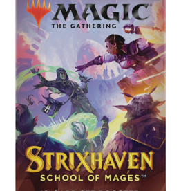 Wizards of the Coast MtG Strixhaven: School of Mages Set Booster