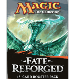 Wizards of the Coast MtG Fate Reforged Booster