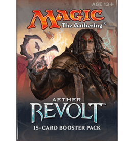 Wizards of the Coast MtG Aether Revolt Booster
