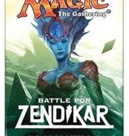 Wizards of the Coast MtG Battle for Zendikar Booster