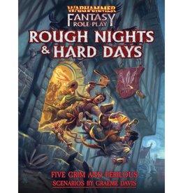 Cubicle 7 Warhammer Fantasy Roleplay 4th Ed. Rough Nights & Hard Days