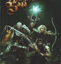 Mantic Dungeon Saga: The Adventurer's Companion