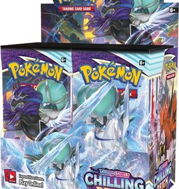 Pokemon USA POK S&S Chilling Reign Booster Box Pre-order