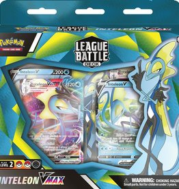 Pokemon USA POK VMAX Inteleon Battle Deck