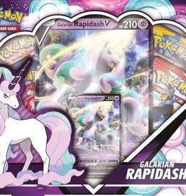 Pokemon USA POK Galarian Rapidash V Box