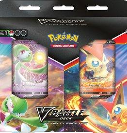 Pokemon USA POK V Battle Deck Bundle Victini/Gardevoir