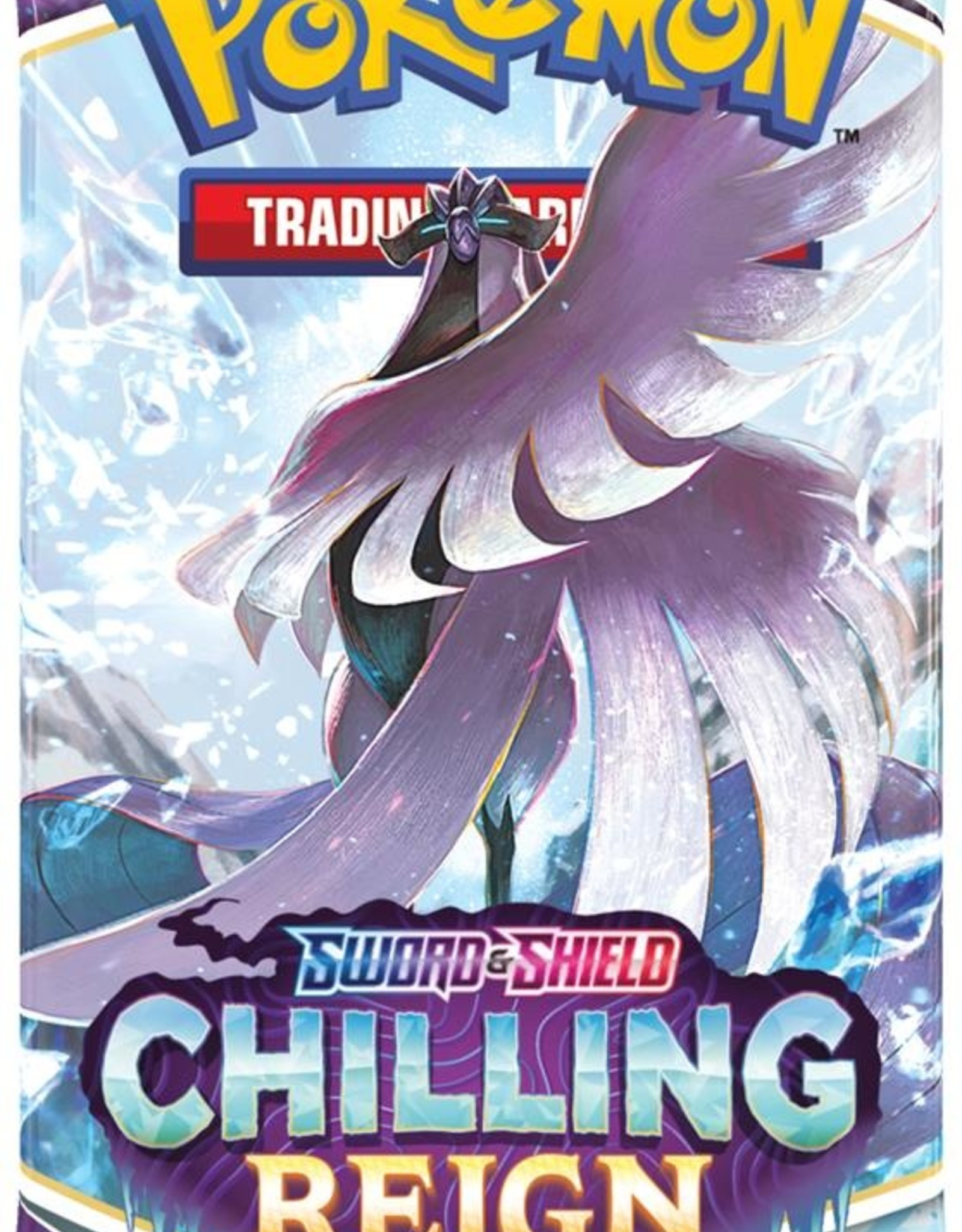 Pokemon USA POK S&S Chilling Reign Booster