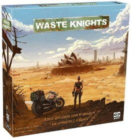 Galakta Games Waste Knights 2nd Edition (EN)