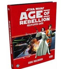Fantasy Flight Games Star Wars Age of Rebellion RPG Core Rulebook (EN)