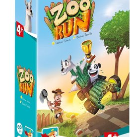 Iello Zoo Run (DU/EN/FR/IT/NL/SP)