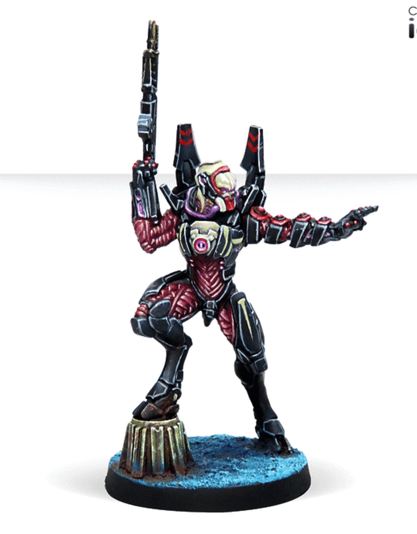 Corvus Belli Combined Army Shasvastii Cadmus (Hacker)