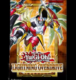 Konami Yu-Gi-Oh Lightning Overdrive Booster