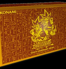 Konami Yu-Gi-Oh King of Games Yugi's Legendary Decks Pre-order