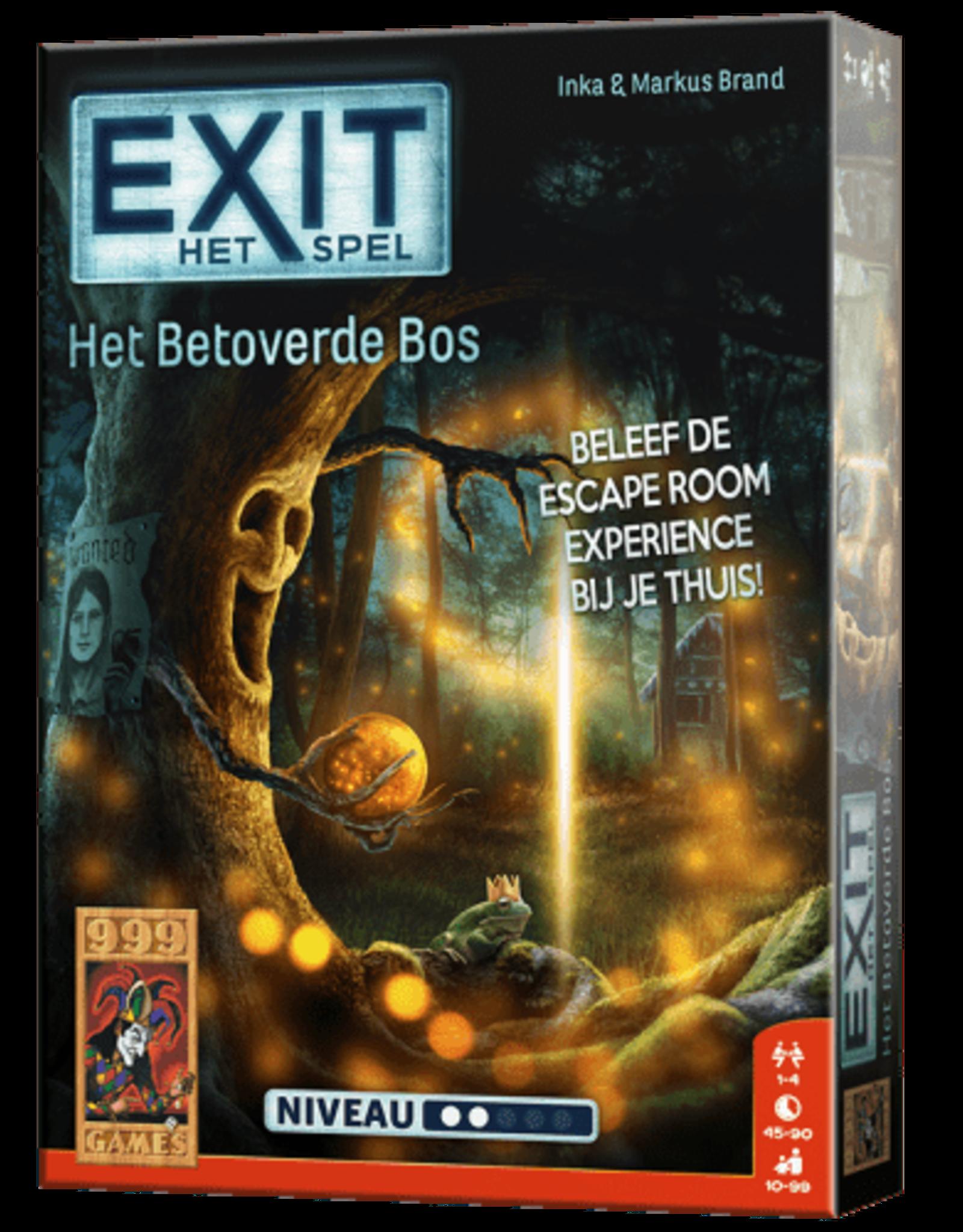 999-Games Exit: Het Betoverende Bos (NL)