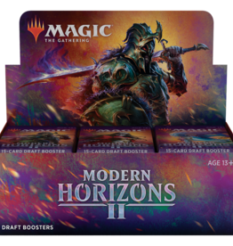 Wizards of the Coast MtG Modern Horizons 2 Draft Booster Box Pre-order