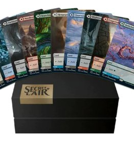 Wizards of the Coast MtG Secret Lair Ultimate Edition Grey Box