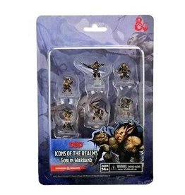 Wizkids D&D Icons of the Realms Goblin Warband