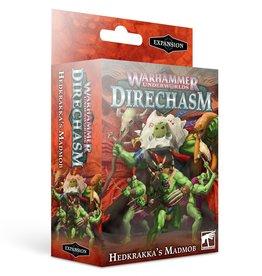 Games Workshop Warhammer Underworlds: Hedkrakka's Madmob