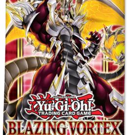 Konami Yu-Gi-Oh Blazing Vortex Booster