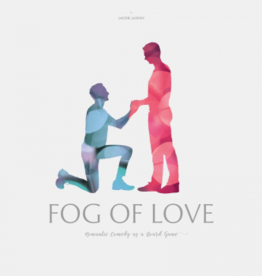 Hush Hush Projects Fog of Love: Male Cover