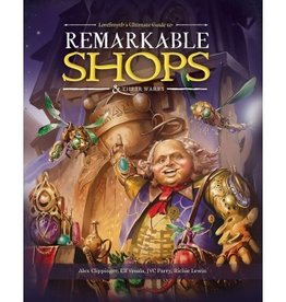 Nord Games Remarkable Shops & Their Wares