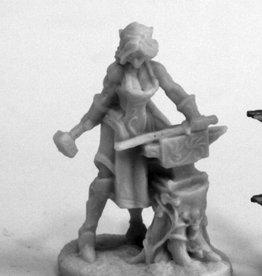 Reaper Elven Blacksmith