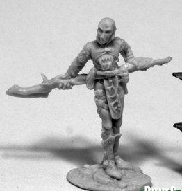 Reaper Eredain, Mercenary Wizard