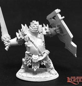 Reaper Half-Ogre Fighter
