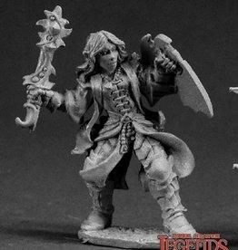 Reaper Larodin, Dark Elf Cleric