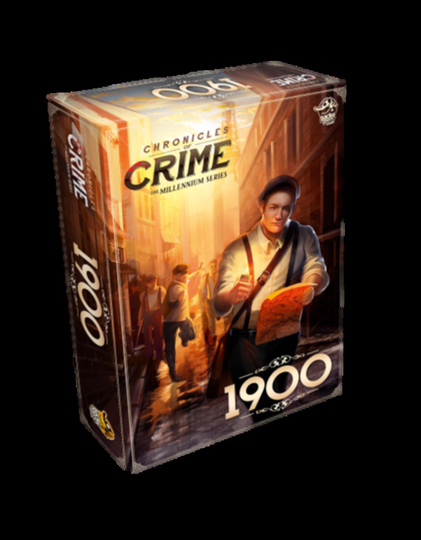 Lucky Duck Games Chronicles of Crime 1900 (EN)