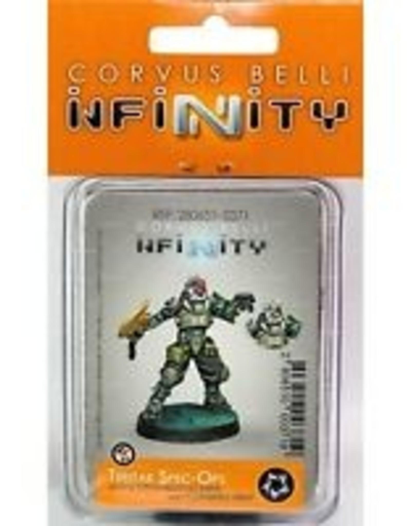 Corvus Belli Combined Army Treitak Spec-Ops