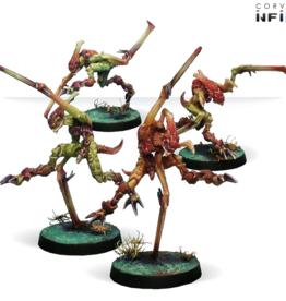 Corvus Belli Combined Army The Hungries - Gakis & Pretas