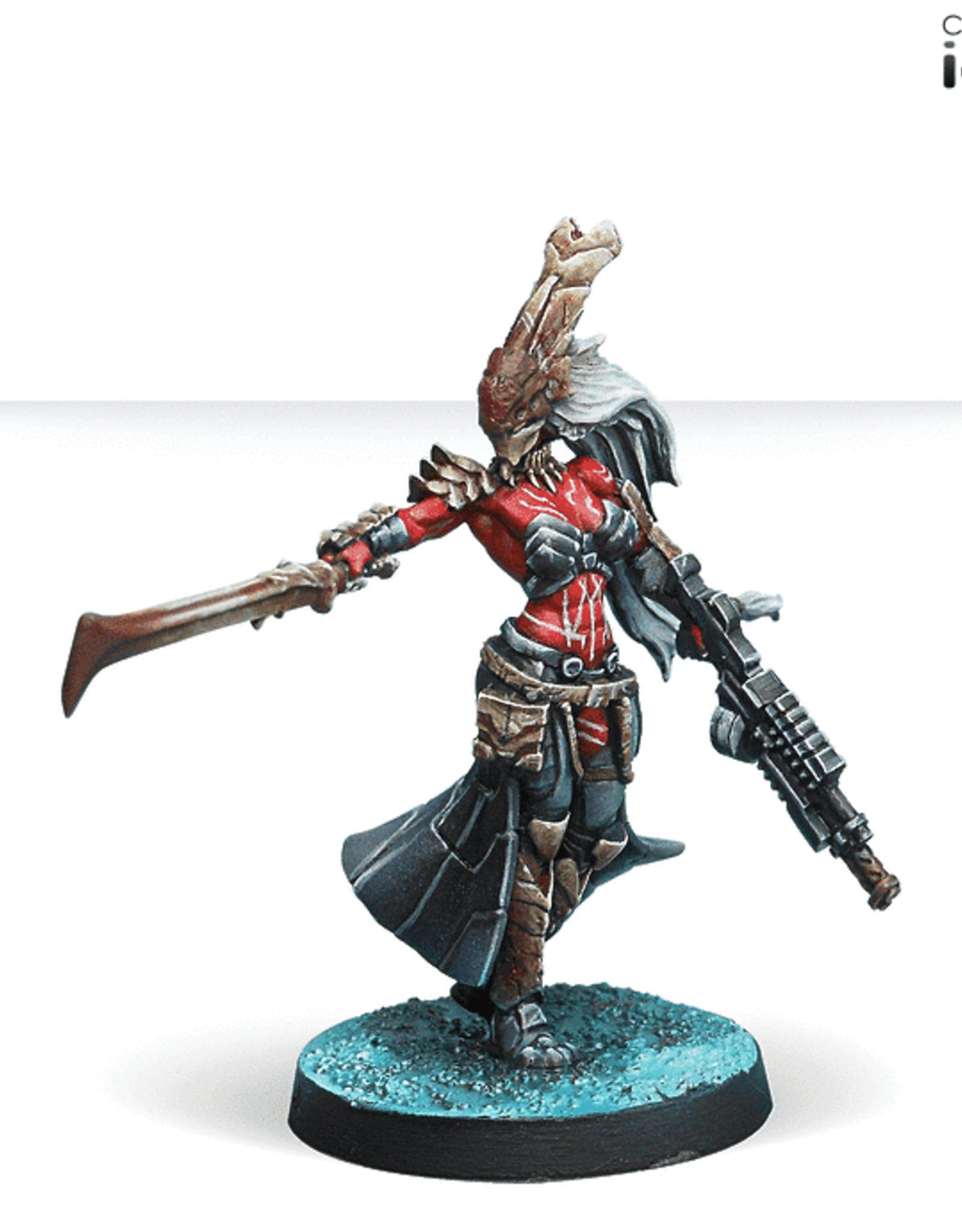 Corvus Belli Combined Army Oznat, Morat Hunting Regiment (Vulkan Shotgun)