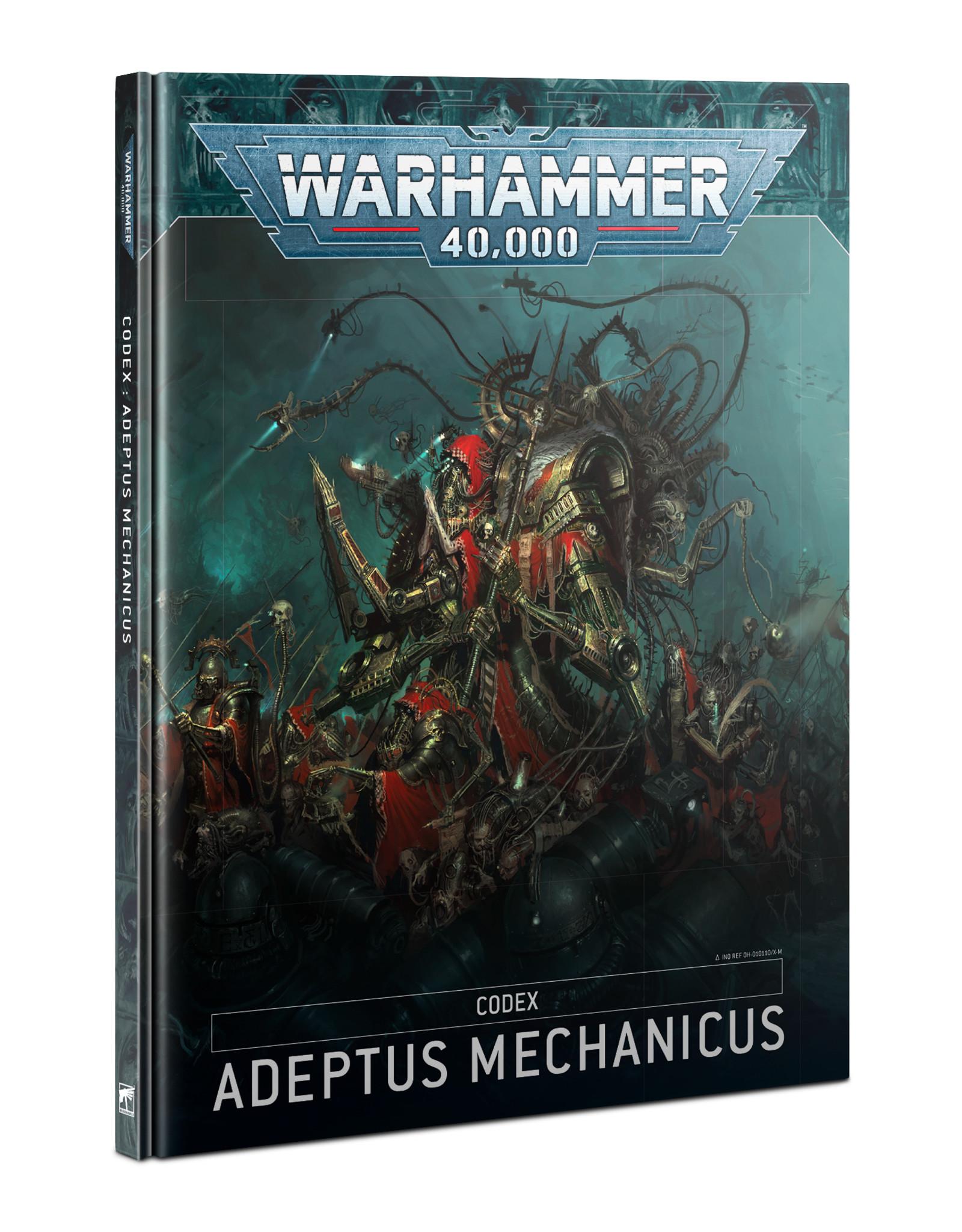 Games Workshop Codex: Adeptus Mechanicus (EN)