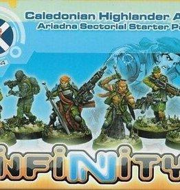 Corvus Belli Caledonian Highlander Army