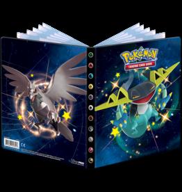 Ultra Pro Portfolio Pokemon Shining Fates 4-Pocket